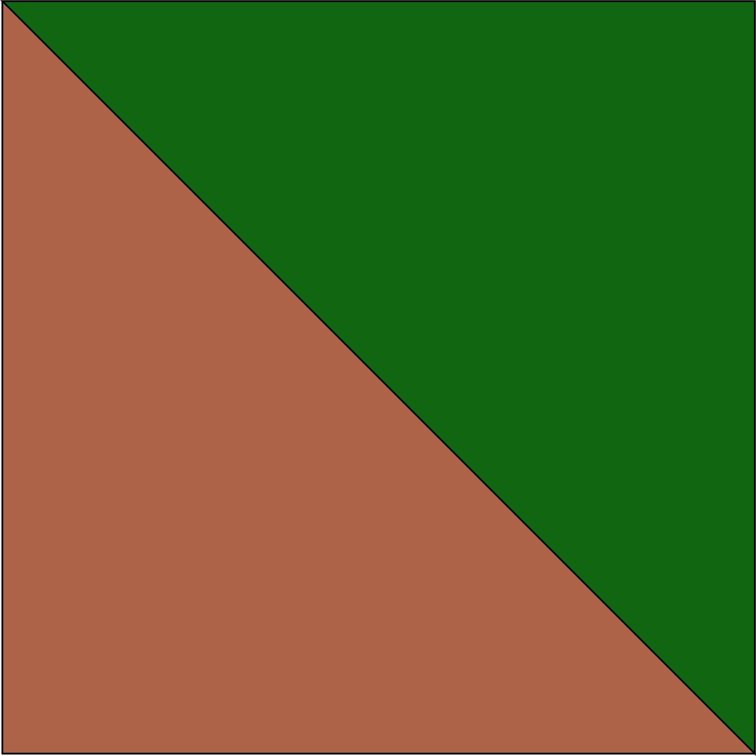 brązowy/zielony