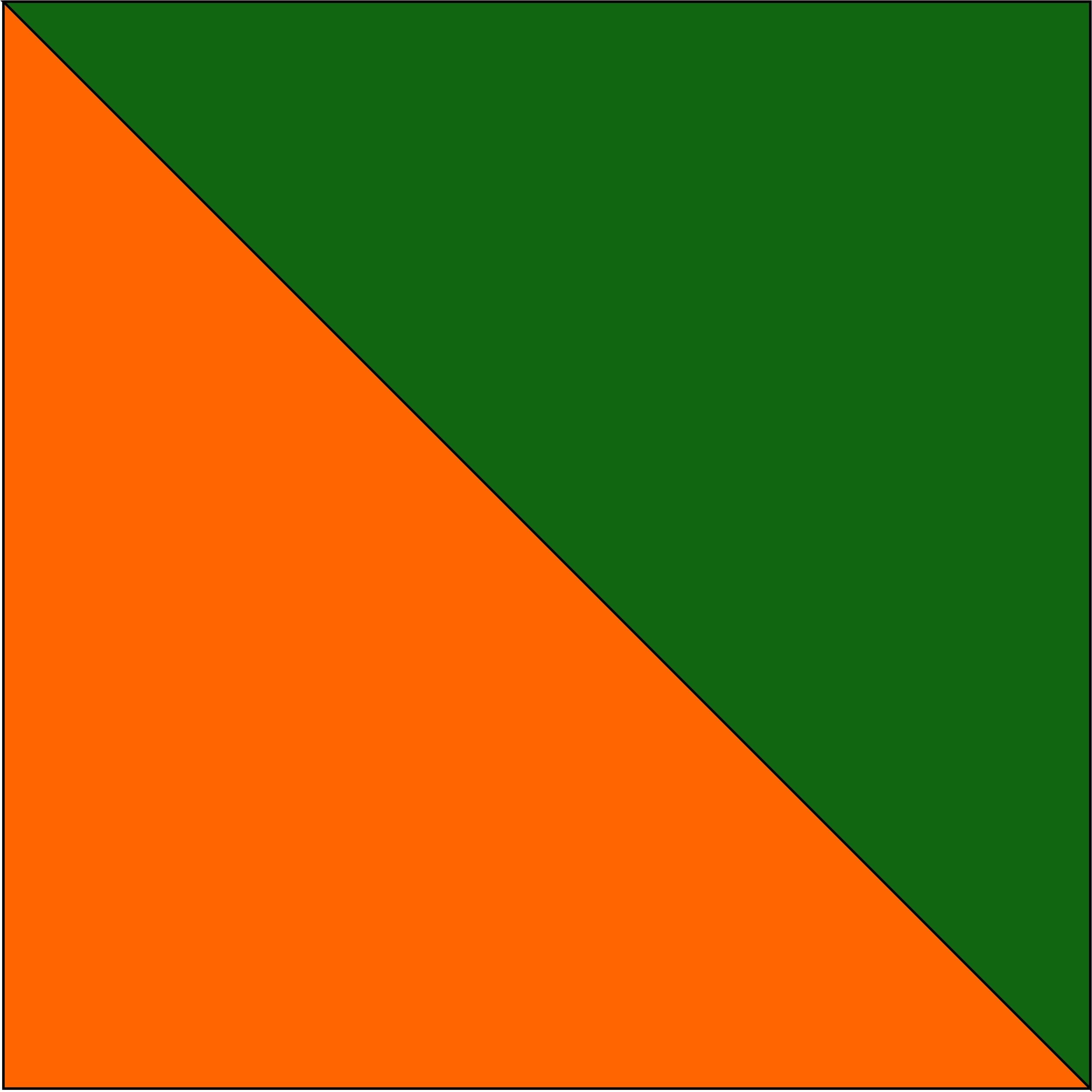 pomarańczowy fluorescencyjny/zielony