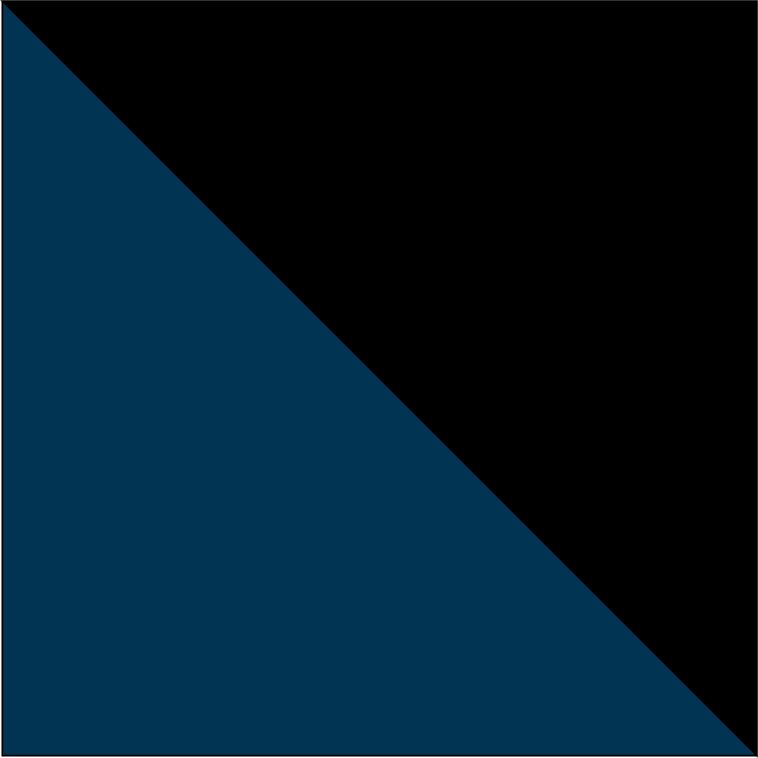 ocean/czarny