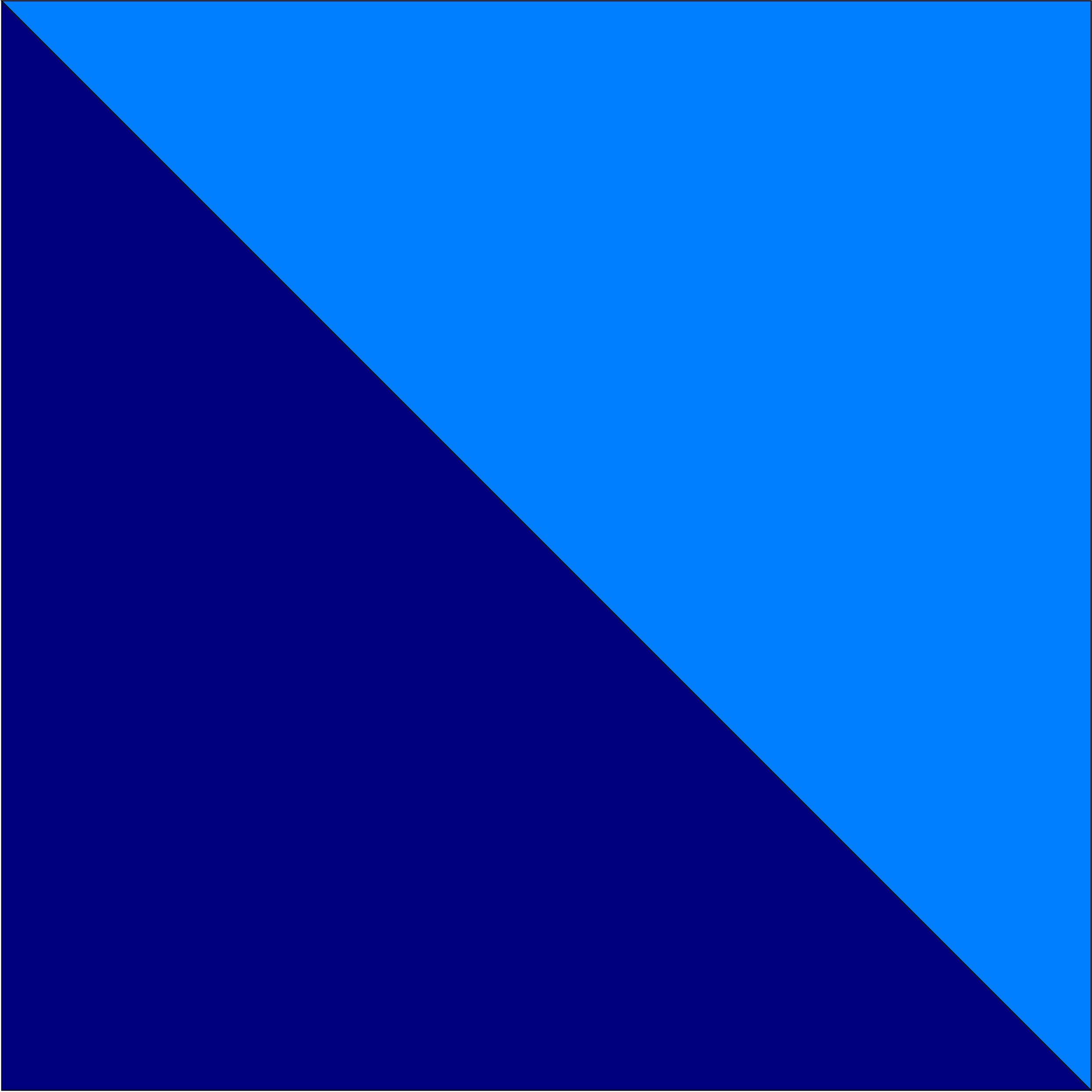 granatowy/niebieski