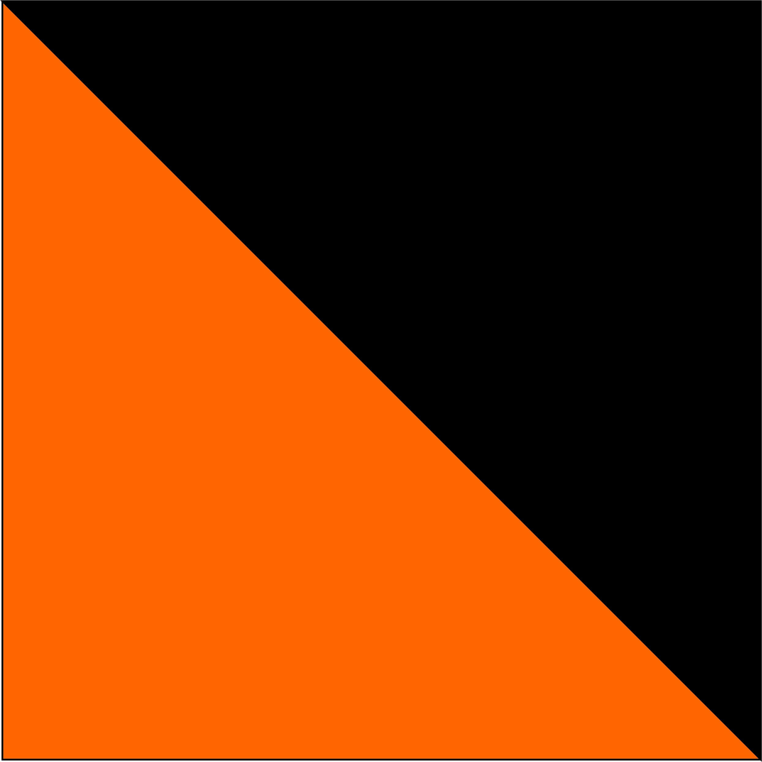 pomarańczowy fluorescencyjny/czarny