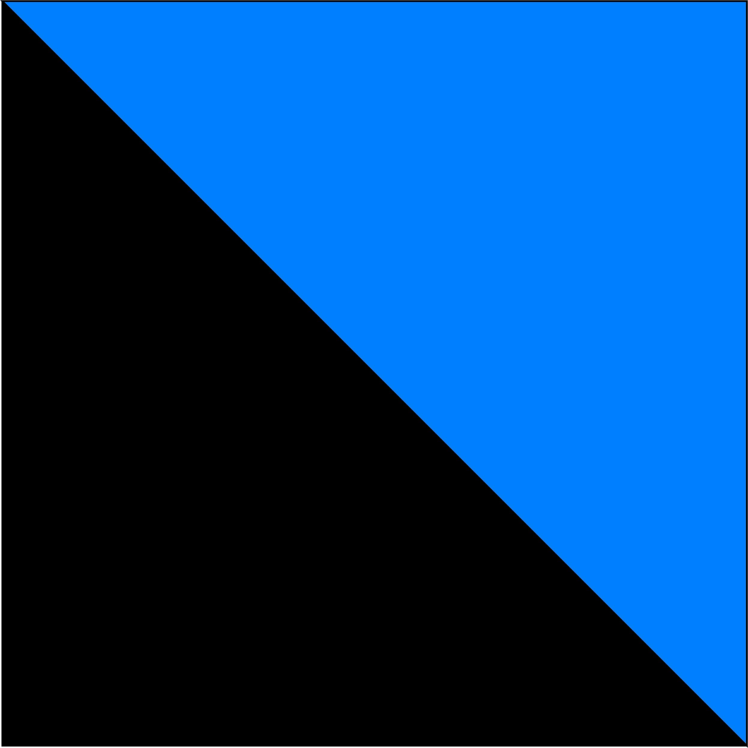 czarny/niebieski