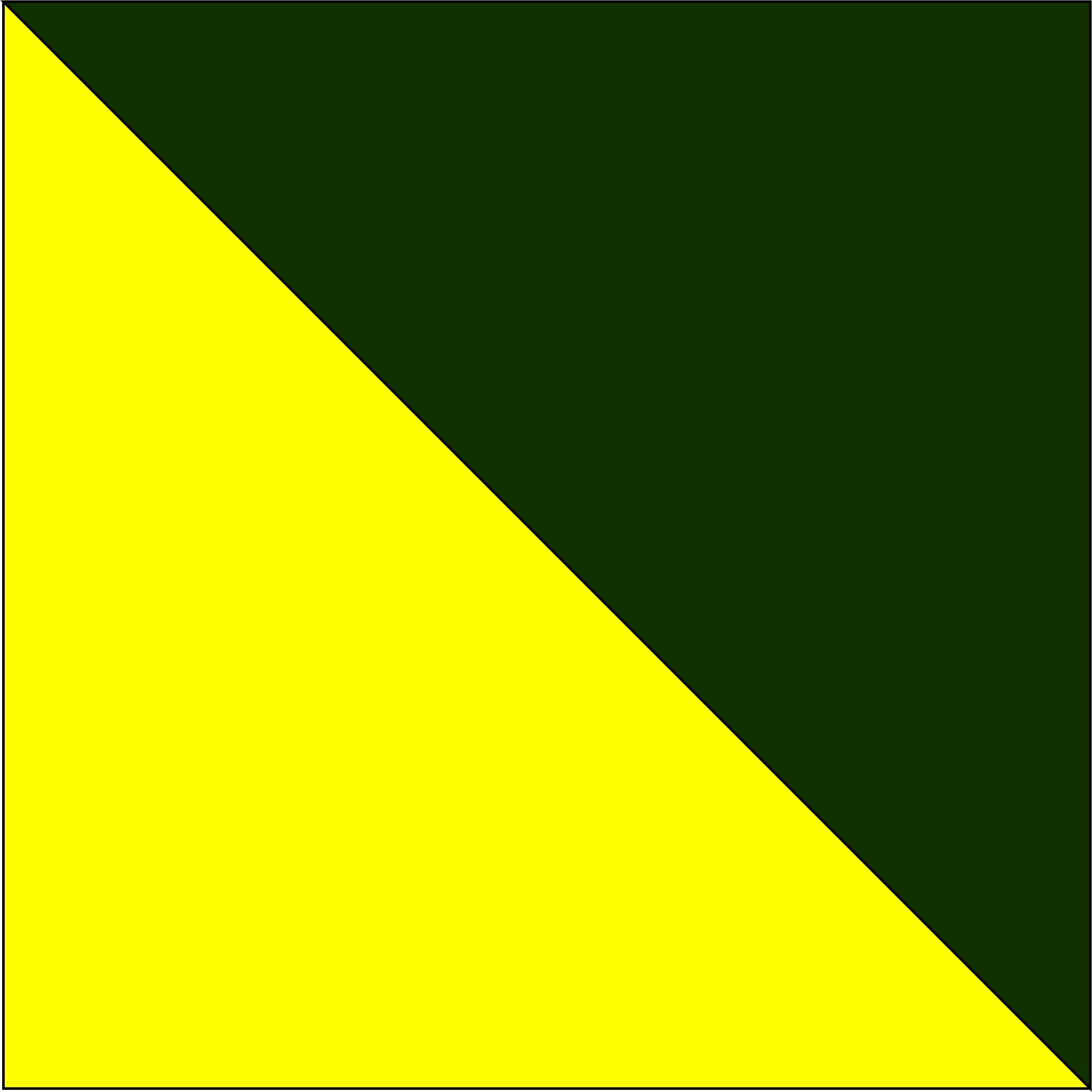 żółty/zielony