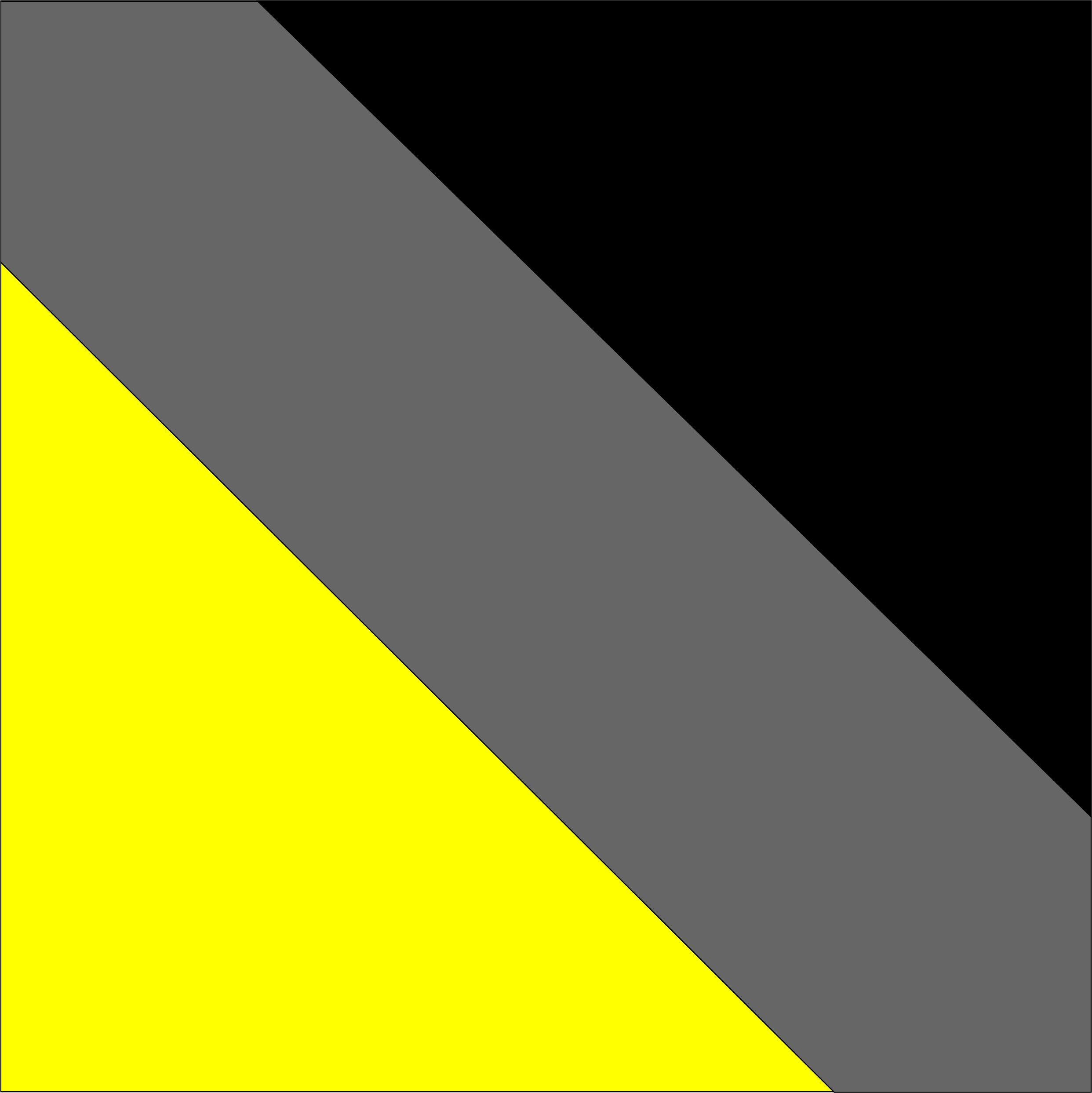 żółty/szary/czarny