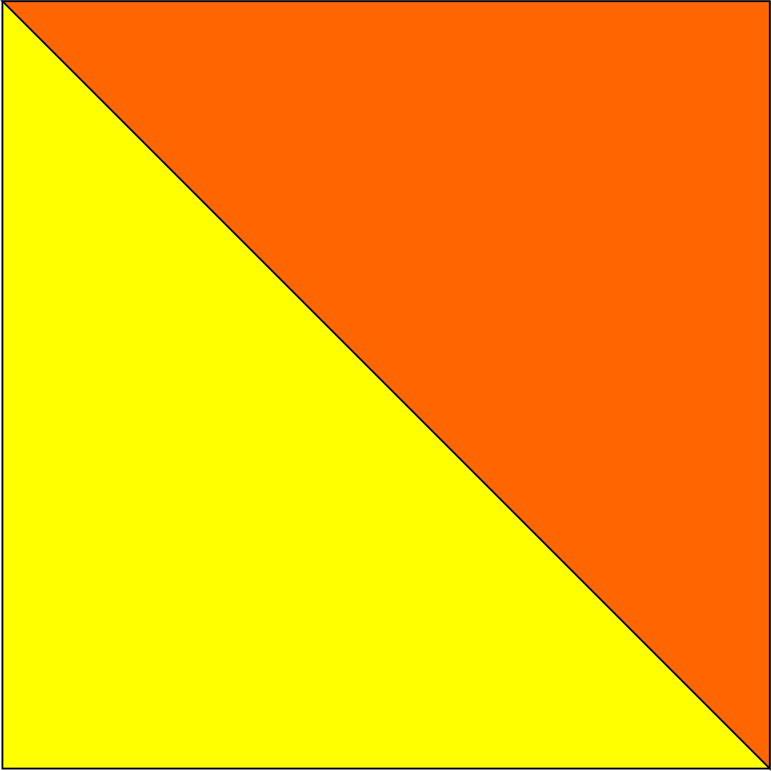 żółty/pomarańczowy