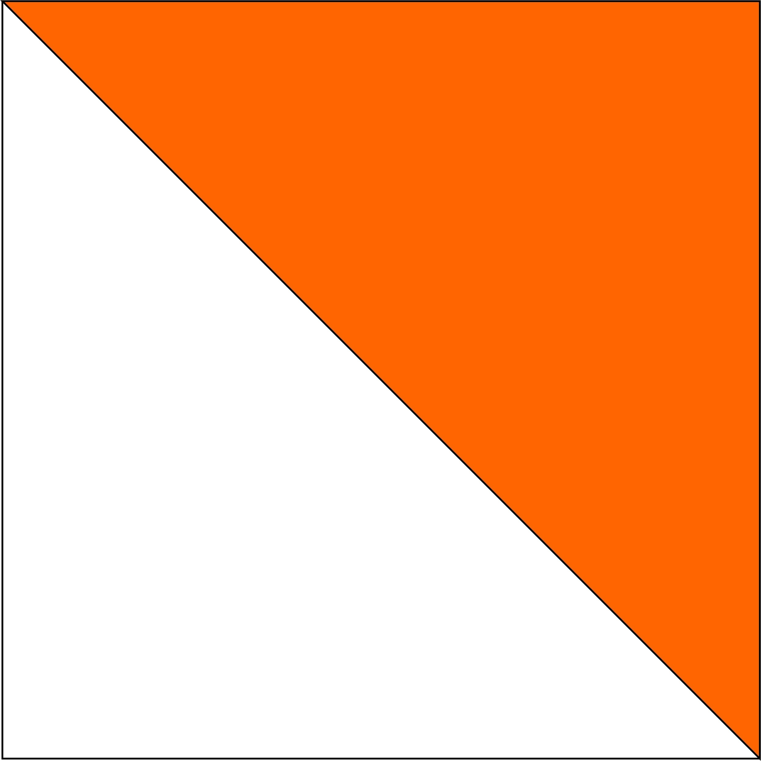 biały/pomarańczowy