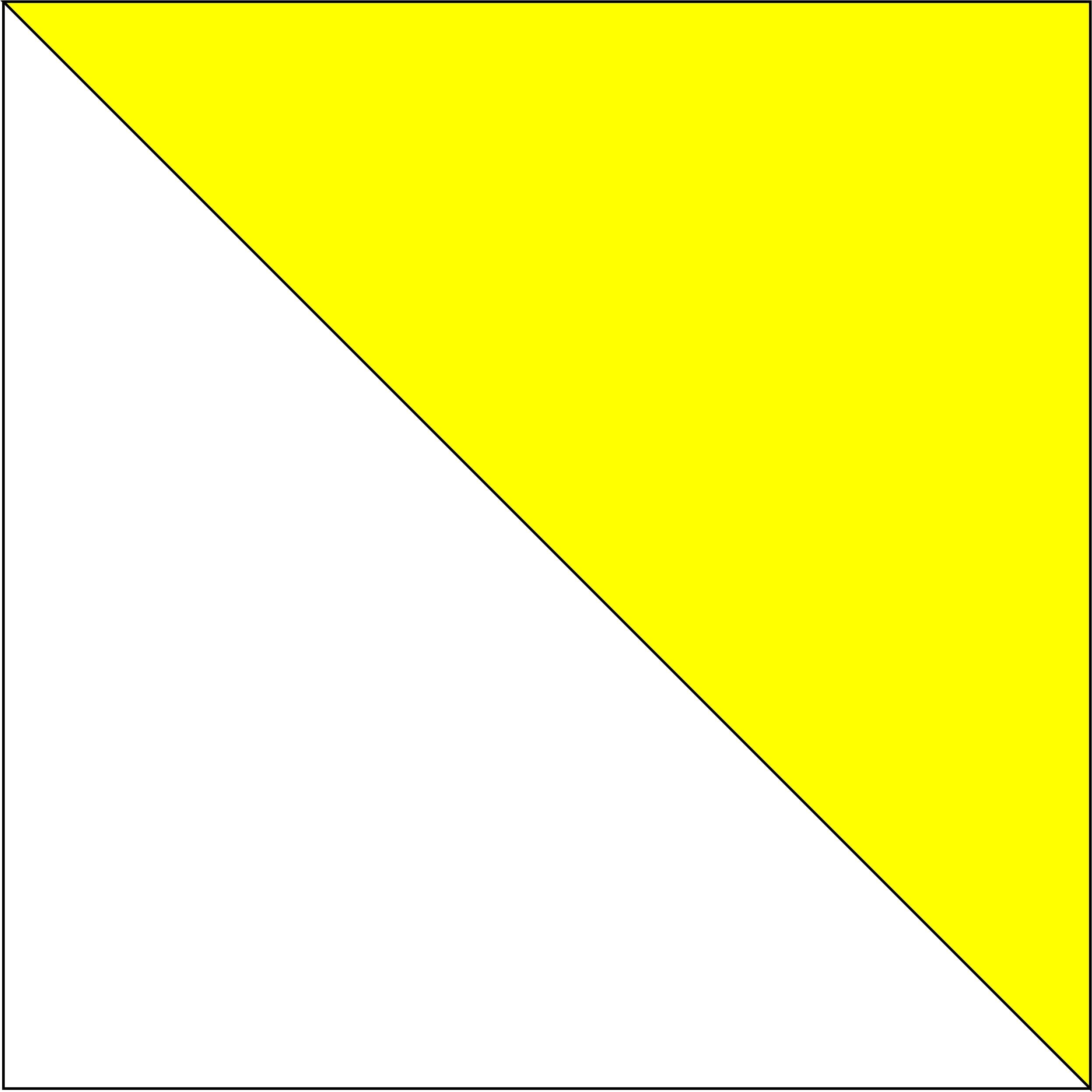 biały/żółty