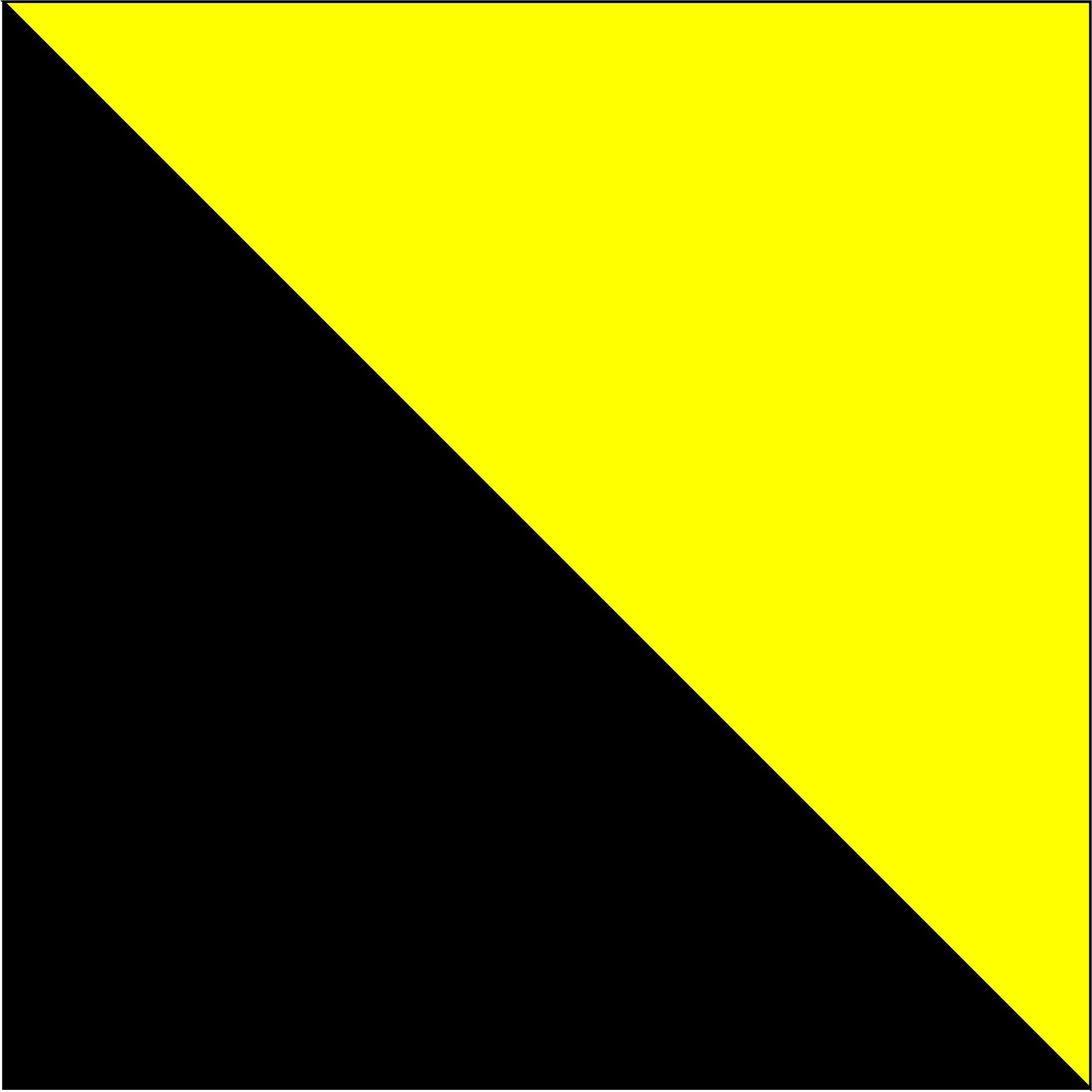 czarny/żółty fluorescencyjny