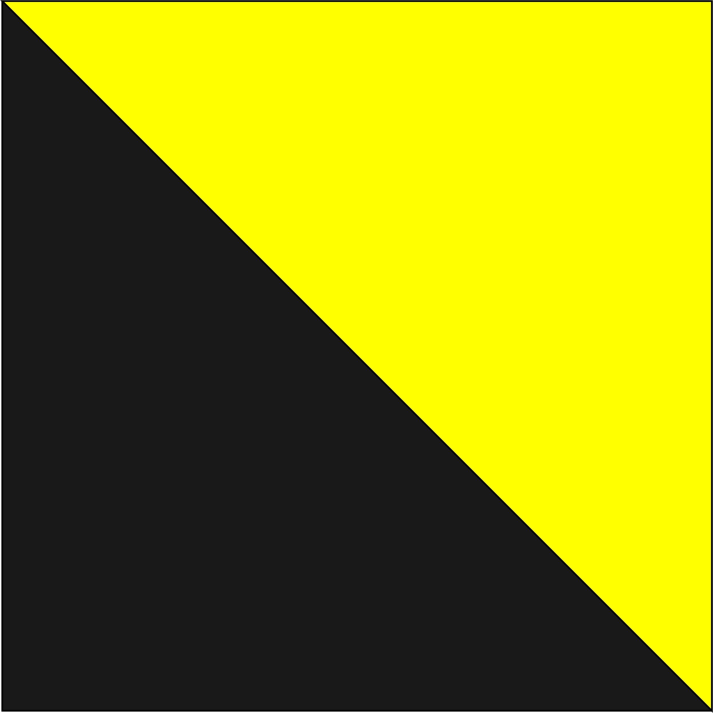 muted black/żółty fluorescencyjny