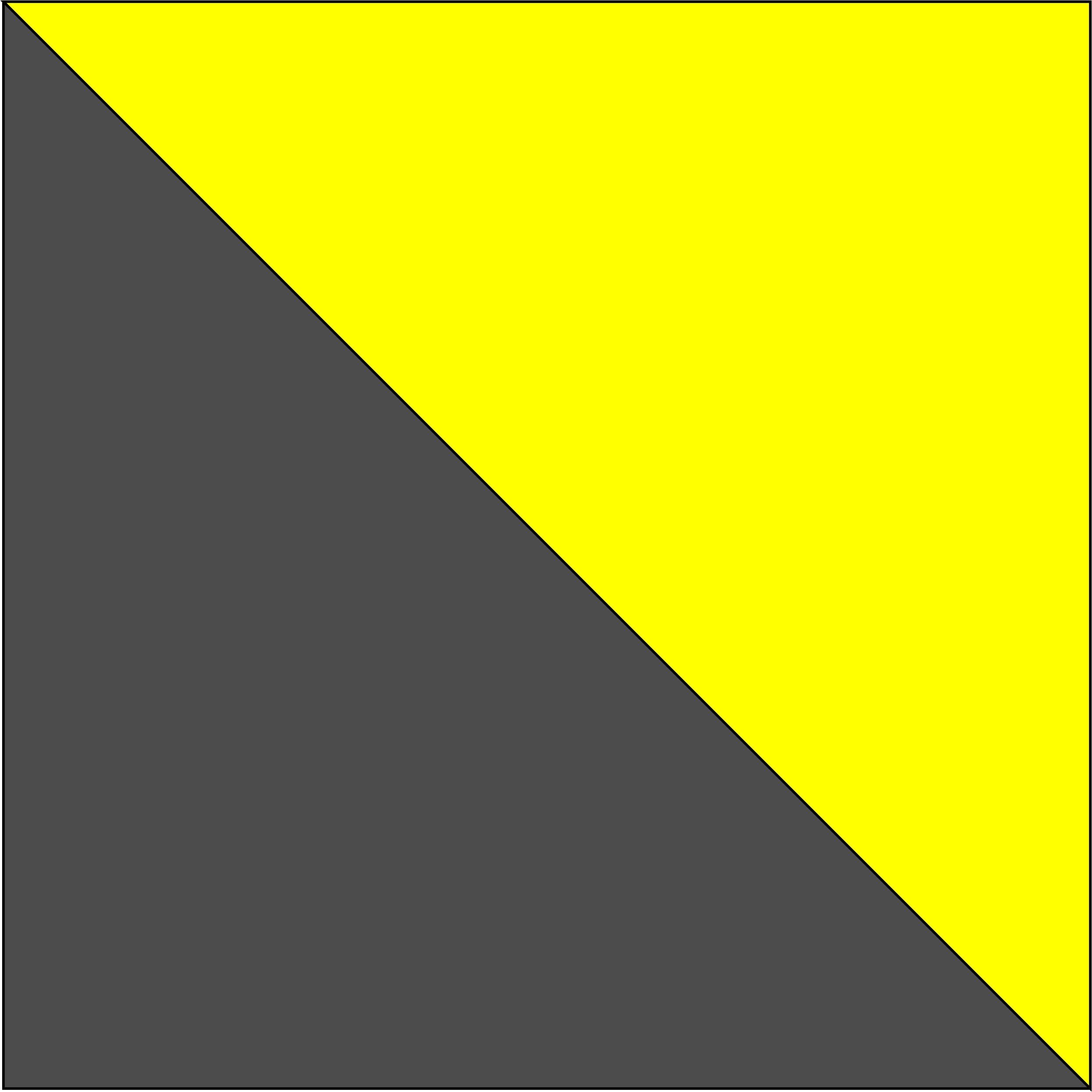 szary/żółty fluorescencyjny